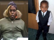 Hulking She-Beast Tortures & Murders 4 Year Old Son Of Her Boyfriend While He Was In Jail!
