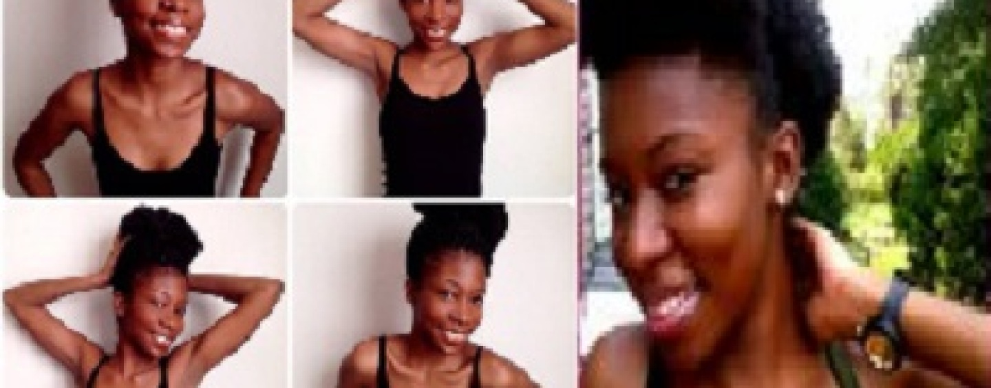 22 YO Blogger Karyn Washington Commits Suicide: When False Self Esteem Goes Wrong! (Video)
