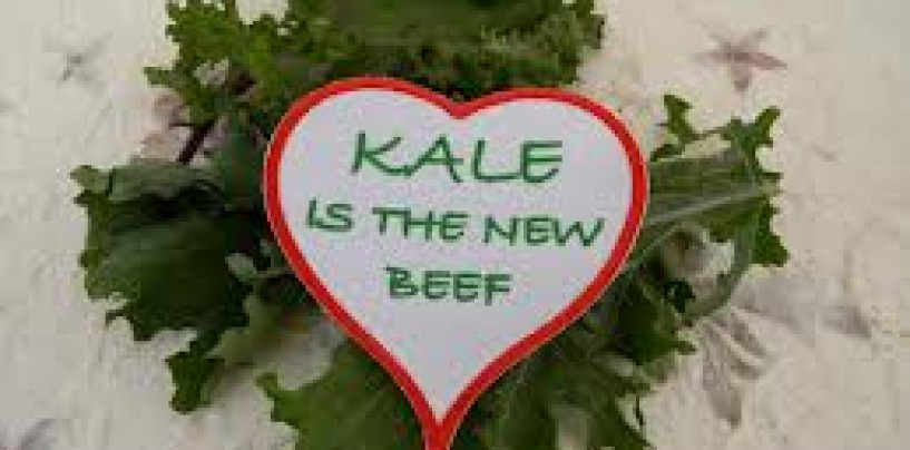 7 Reasons Why Kale Is The New Beef… Do You Agree?