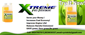XTREME FUEL TREATMENT