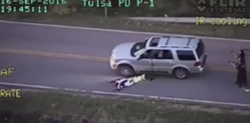SnowPig Murders Unarmed Black Man Terrence Crutcher With Hands Up! This Is When U Retaliate!