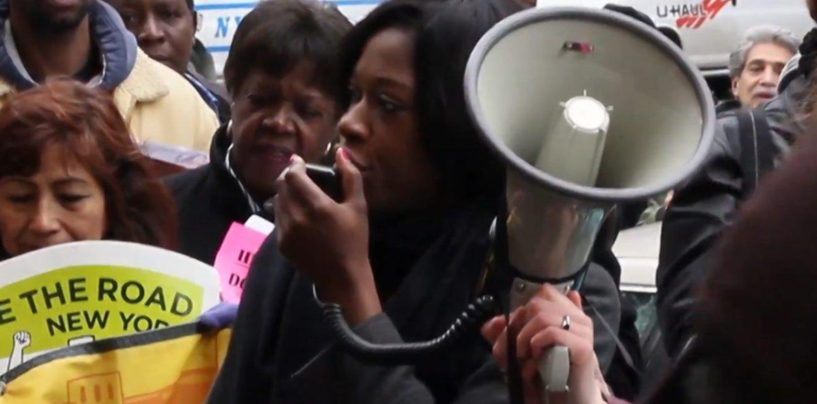 Brooklyn BT 1000 AssemblyWoman Diana Richardson Arrested For Beating Her Teen Son With A Broomstick
