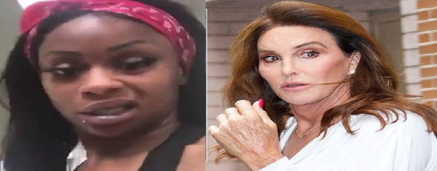 Mom Of Blac Chyna, Tokyo Toni, Goes On A HomoTransPhobicRant Against Caitlyn Jenner & The Kardashians! (Video)
