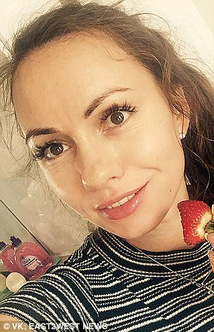 Family say Ms Borodina will be remembered as a caring daughter